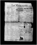 Le Messager, 17e N43, (08/11/1896)