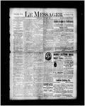 Le Messager, 17e N49, (09/01/1896)