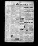 Le Messager, 17e N50, (09/04/1896)