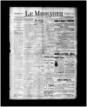 Le Messager, 17e N51, (09/08/1896)