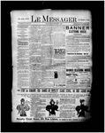 Le Messager, 17e N56, (09/25/1896)