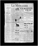 Le Messager, 17e N72, (11/10/1896)