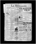 Le Messager, 17e N73, (11/13/1896)