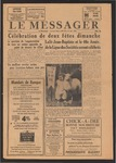 Le Messager, 83e N 86, (06/13/1963) by Le Messager