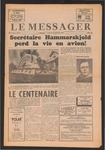 Le Messager, 82e N 41, (09/18/1961) by Le Messager