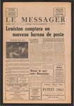 Le Messager, 814e N 53, (09/29/1960) by Le Messager