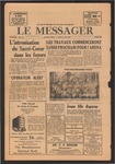 Le Messager, 78e N 76, (05/05/1958) by Le Messager