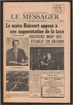 Le Messager, 78e N 62, (05/17/1958) by Le Messager