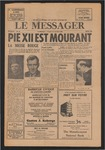 Le Messager, 79e N 61, (10/06/1958) by Le Messager