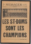 Le Messager, 72e N 13, (03/19/1951)