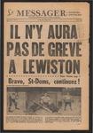 Le Messager, 72e N 11, (03/16/1951)