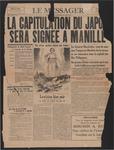 Le Messager, 66e N 133, (08/15/1945)