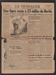 Le Messager, 65e N263, (02/06/1945)