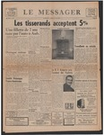 Le Messager, 81e, N 6, (04/11/1960) by Le Messager