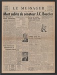 Le Messager, 81e N 1, (03/24/1960) by Le Messager