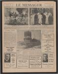 Le Messager, Edition-dédicace de l'église St. Pierre et St. Paul, (10/22/1938)
