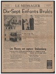 Le Messager, 65e N 258, (01/31/1945)