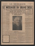 Le Messager, 64e N 32, (04/07/1943)