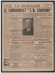 Le Messager, 64e N 214, (12/03/1943)