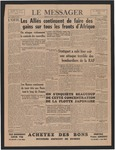 Le Messager, 64e N 38, (04/15/1943)