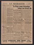 Le Messager, 64e N 42, (04/21/1943)