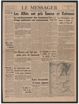 Le Messager, 64e N 35, (04/12/1943)