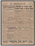 Le Messager, 64e N 36, (04/13/1943)