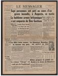 Le Messager, 63e N 315, (02/16/1943)