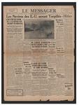 Le Messager, 61e N 276, (01/30/1941)