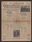 Le Messager, 60e N 239, (12/13/1940)
