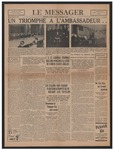 Le Messager, 60e N 235, (12/09/1940)