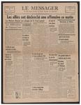 Le Messager, 71e N 302, (03/01/1951)