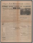 Le Messager, 69e N 296, (04/22/1949)