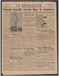 Le Messager, 65e N 181, (10/25/1944)