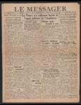 Le Messager, 57e N 39, (04/16/1936)