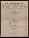 Le Messager, 57e N 34, (04/10/1936)