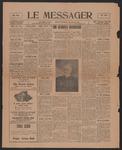 Le Messager, 45e N 85, (09/22/1924)