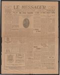 Le Messager, 42e N 37, (05/27/1921)