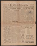 Le Messager, 42e N 16, (04/06/1921)