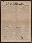 Le Messager, 36e N 70, (08/23/1915)