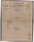Le Messager, 59e N300, (03/03/1939)