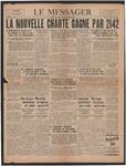 Le Messager, 59e, N303, (03/07/1939)