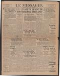 Le Messager, 59e N305, (03/09/1939)