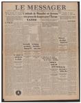 Le Messager, 57e N143, (08/19/1936)