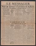 Le Messager, 57e N17, (03/20/1936)