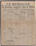 Le Messager, 57e N16, (03/19/1936)