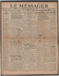 Le Messager, 57e N22, (03/26/1936)