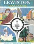 Lewiston Centennial (1861-1961) Official Souvenir Program