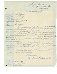 02/21/1947 Letter from Lucien Roy, M.D.