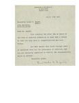 3/17/1947 Letter from Eustache N. Giguère